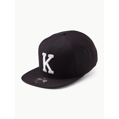 Kšiltovka State of WOW Kilo Snapback Cap Černá
