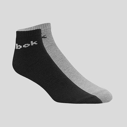 Ponožky Reebok ROY U ANKLE SOCK 3 Pack Barevná