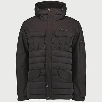 Bunda O´Neill PM Sculpture Hybrid Jacket Černá