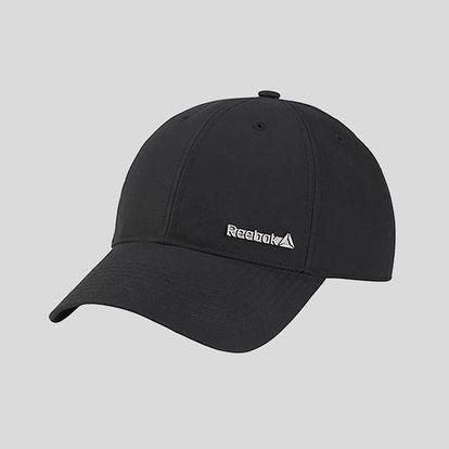 Kšiltovka Reebok ACT FND BADGE CAP Černá