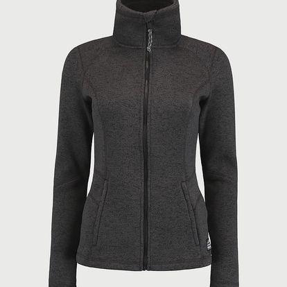 Mikina O´Neill PW Piste Full Zip Fleece Černá