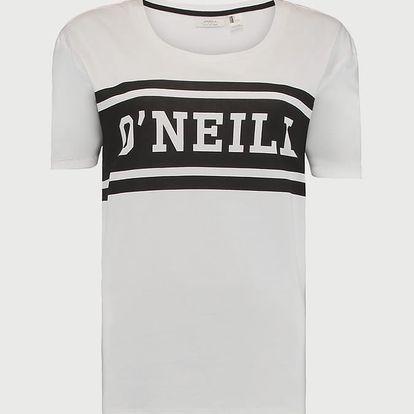 Tričko O´Neill LW Logo T-Shirt Bílá