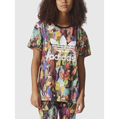 Tričko adidas Originals PASSAREDO TEE Barevná