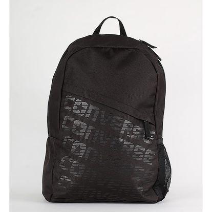 Batoh Converse Speed Backpack (Wordmark) Černá