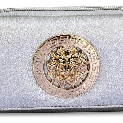 Dámská stříbrná peněženka Vinie 1064a