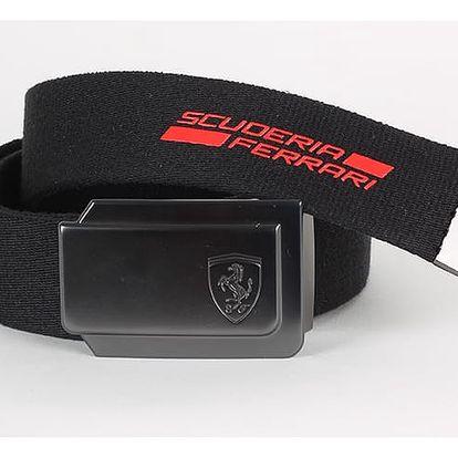 Pásek Puma Ferrari Fanwear Belt Black Černá