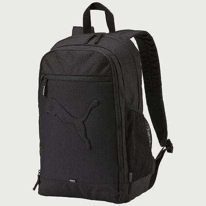 Batoh Puma Buzz Backpack Black Černá