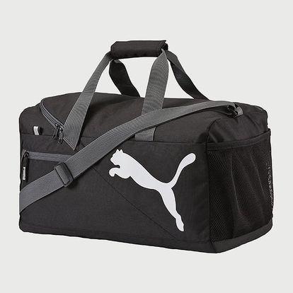 Taška Puma Fundamentals Sports Bag S Black Černá