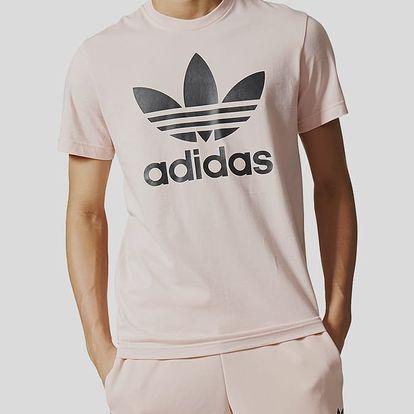 Tričko adidas Originals ORIG TREFOIL T Béžová