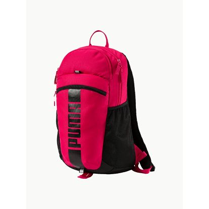 Batoh Puma Deck Backpack Ii Love Pot Růžová