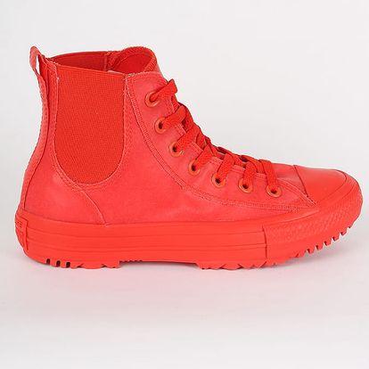 Boty Converse Chuck Taylor All Star Chelsea Boot Červená