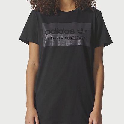 Tričko adidas Originals BF T-SHIRT Černá
