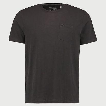Tričko O´Neill LM JACKS BASE REG FIT T-SHIRT Černá