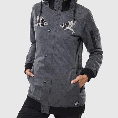 Bunda O´Neill PW Culture Jacket Černá