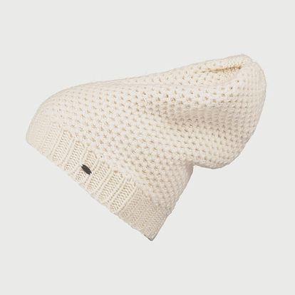 Čepice O´Neill BW Cosy Wool Alpaca Mix Beanie Bílá