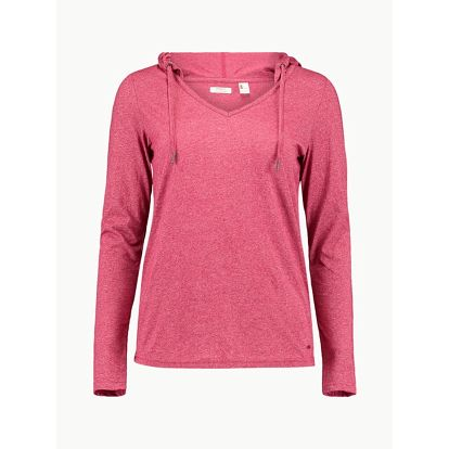 Tričko O´Neill LW Marly Long Sleeve Top Růžová
