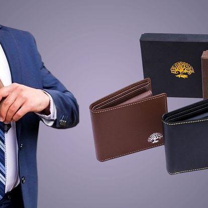 Chraňte svou kartu před zloději: peněženka, která brání přečtení bezkontaktní…
