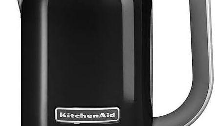 Rychlovarná konvice KitchenAid P2 5KEK1722EOB černá barva + Doprava zdarma