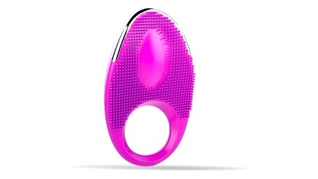 Exkluzivní vibrační erekční kroužek GoRing s USB nabíjením a drážděním klitorisu