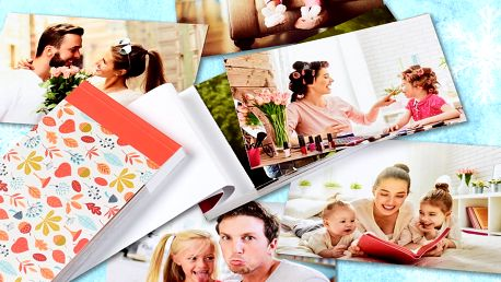Sharebook - 50 fotografií v knížce