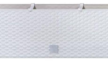 Truhlík samozavlažovací Prosperplast Rato case 51,4 x 19,2 x 18,6 cm (DRTC500-S449) bílý