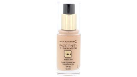 Max Factor Facefinity All Day Flawless 3in1 SPF20 30 ml makeup 55 Beige W