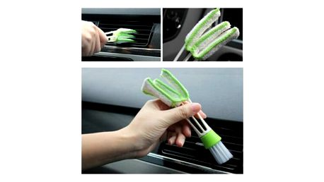 Praktický úklidový kartáč Duster Brush