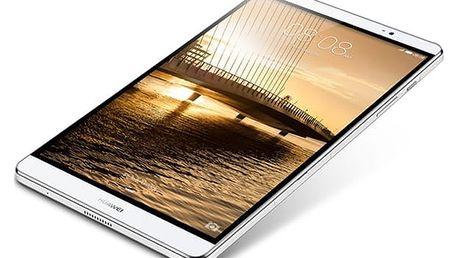 Dotykový tablet Huawei M2 8.0 16GB WiFi (TA-M280W16SOM) stříbrný Software F-Secure SAFE 6 měsíců pro 3 zařízení v hodnotě 999 Kč + DOPRAVA ZDARMA
