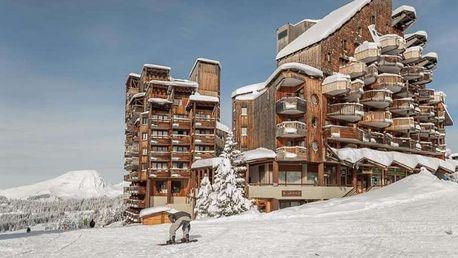 Francie - Francouzské Alpy na 6 až 9 dní, bez stravy s dopravou vlastní