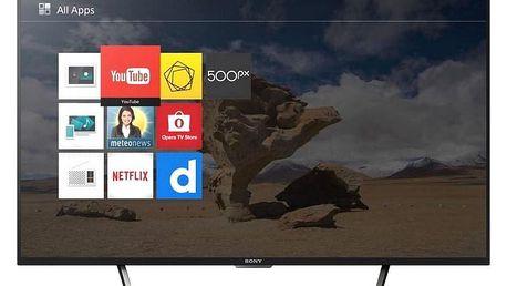 LED televize Sony Bravia KDL-43WE755