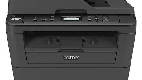Tiskárna multifunkční Brother MFC-L2720DW (MFCL2720DWYJ1) A4, 3str./min, 2400 x 600, 64 MB, duplex, WF, USB + DOPRAVA ZDARMA