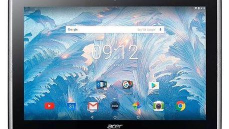 Dotykový tablet Acer Iconia One 10 (B3-A40-K7T9) (NT.LDUEE.004) černý Software F-Secure SAFE 6 měsíců pro 3 zařízení (zdarma) + Doprava zdarma