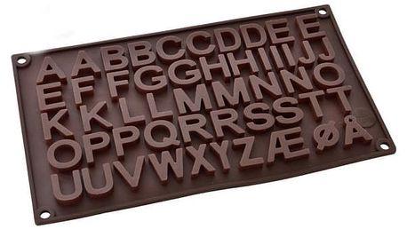 Silikonová forma Písmena