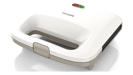 Sendvičovač Philips HD2392/00 bílý/béžový
