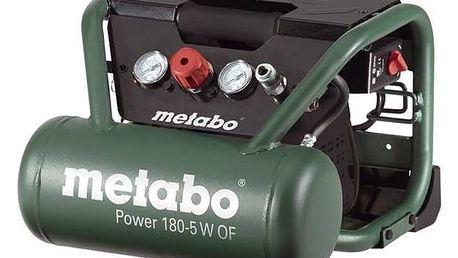 Kompresor Metabo Power180-5WOF zelený + Doprava zdarma