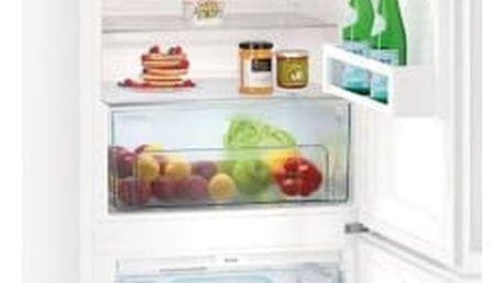 Kombinace chladničky s mrazničkou Liebherr Comfort CN 4813 bílá + DOPRAVA ZDARMA