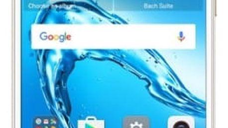 Huawei Nova Smart DS, zlatá