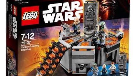 Stavebnice LEGO® Star Wars TM 75137 Carbon-Freezing Chamber (Karbonová mrazící komora) + Doprava zdarma