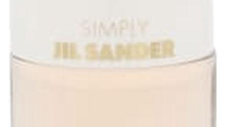 Jil Sander Simply Jil Sander 80 ml toaletní voda pro ženy
