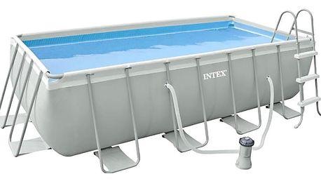 Marimex Bazén Florida Premium 2,0 x 4,0 x 1,0 m s kartušovou filtrací - 10340166