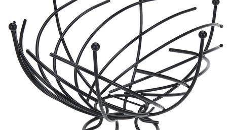 Kovový košík na ovoce, pr. 33 cm