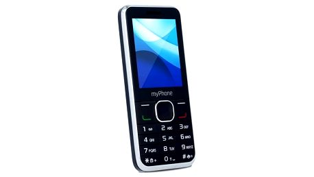 Mobilní telefon myPhone CLASSIC Dual SIM (TELMYCLASSICBK) černý