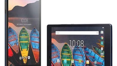 Dotykový tablet Lenovo TAB3 8 PLUS LTE (ZA230014CZ) modrý Software F-Secure SAFE 6 měsíců pro 3 zařízení (zdarma)SIM s kreditem T-Mobile 200Kč Twist Online Internet (zdarma) + Doprava zdarma