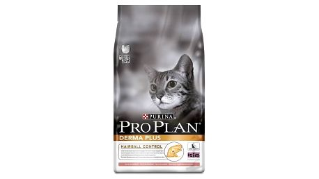 Granule Purina Pro Plan Cat Derma Plus Salmon 3 kg