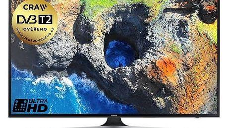 Televize Samsung UE55MU6192 černá + Doprava zdarma