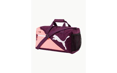 Taška Puma Fundamentals Sports Bag S Dark Purple Fialová