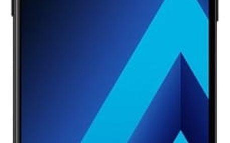 Samsung Galaxy A5 2017, černá