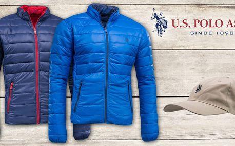 Oboustranné bundy a kšiltovky U.S. POLO ASSN.