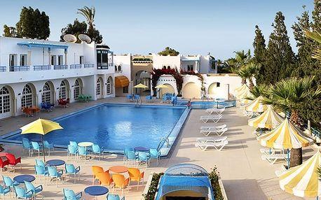 Tunisko, Monastir, letecky na 8 dní