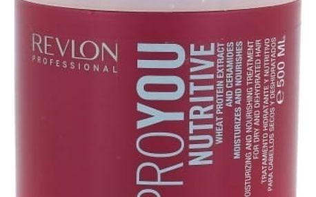 Revlon Professional ProYou Nutritive 500 ml maska na vlasy pro ženy